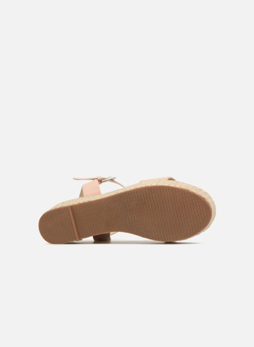 Espadrilles I Love Shoes Blira Beige view from above