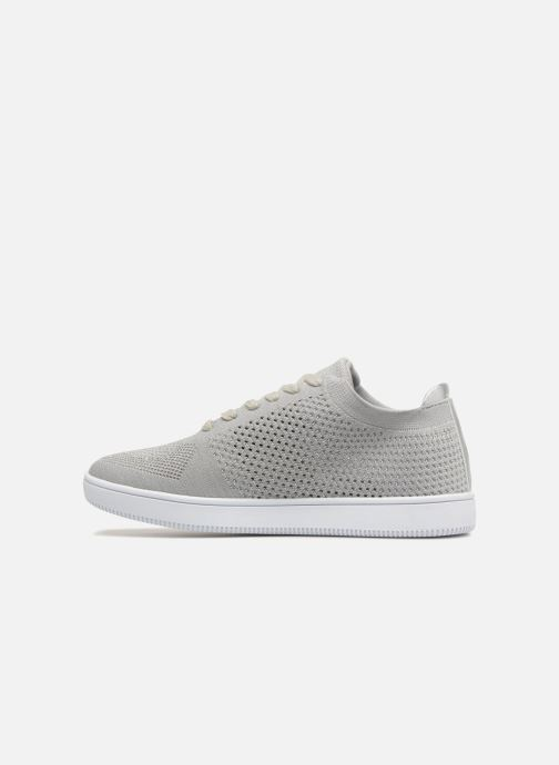 Baskets I Love Shoes Blooma Stretch Gris vue face