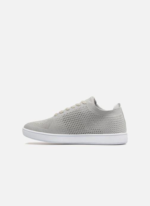 Sneaker I Love Shoes Blooma Stretch grau ansicht von vorne