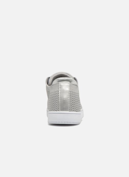 Baskets I Love Shoes Blooma Stretch Gris vue droite