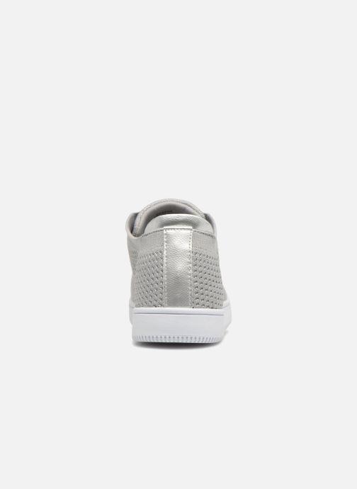 Sneaker I Love Shoes Blooma Stretch grau ansicht von rechts
