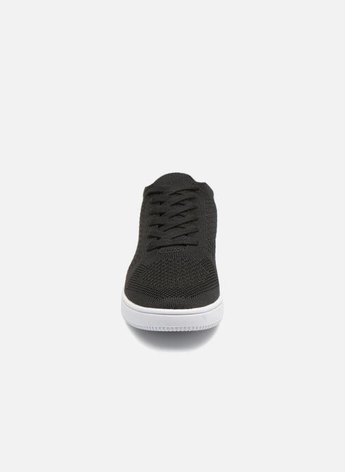 Baskets I Love Shoes Blooma Stretch Noir vue portées chaussures