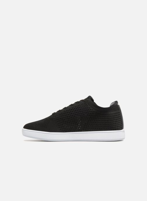 Sneakers I Love Shoes Blooma Stretch Zwart voorkant