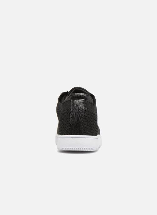 Deportivas I Love Shoes Blooma Stretch Negro vista lateral derecha