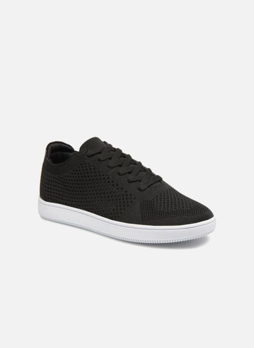 Sneakers I Love Shoes Blooma Stretch Zwart detail