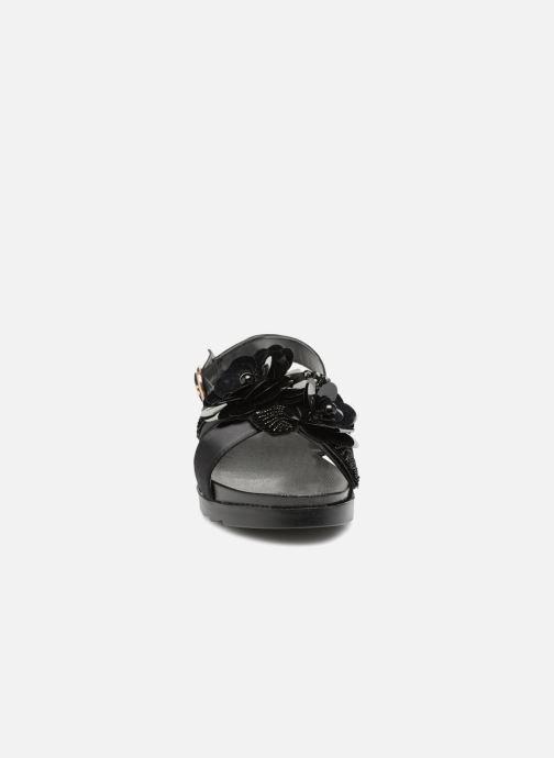 Sandales et nu-pieds I Love Shoes Blumi Noir vue portées chaussures