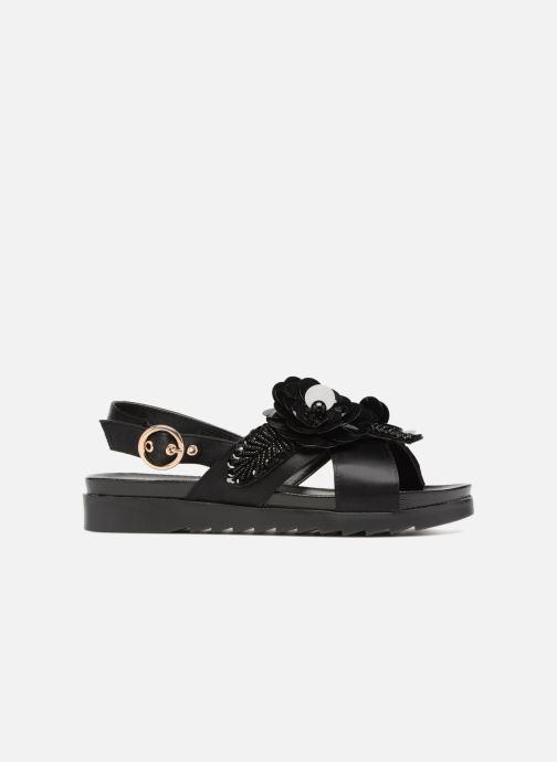 Sandales et nu-pieds I Love Shoes Blumi Noir vue derrière