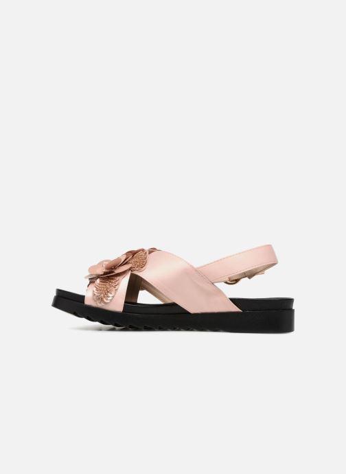 Sandales et nu-pieds I Love Shoes Blumi Rose vue face