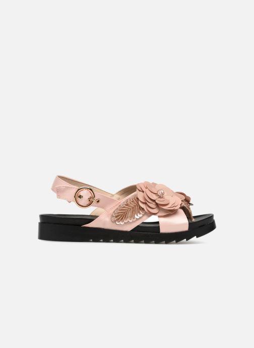 Sandales et nu-pieds I Love Shoes Blumi Rose vue derrière