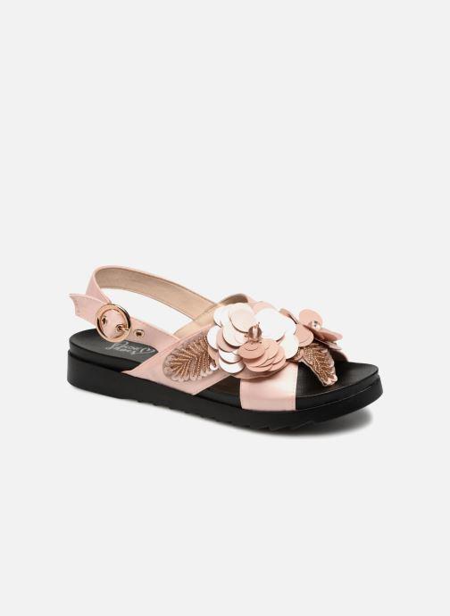 Sandales et nu-pieds I Love Shoes Blumi Rose vue détail/paire