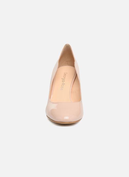 Escarpins Georgia Rose Eclaba Beige vue portées chaussures