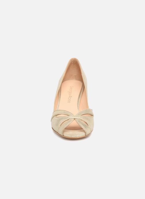 Pumps Georgia Rose Encroisa Goud en brons model