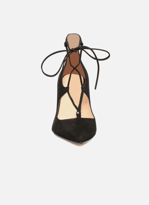 Zapatos de tacón Georgia Rose Elina Negro vista del modelo