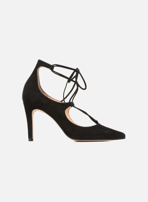 Zapatos de tacón Georgia Rose Elina Negro vistra trasera