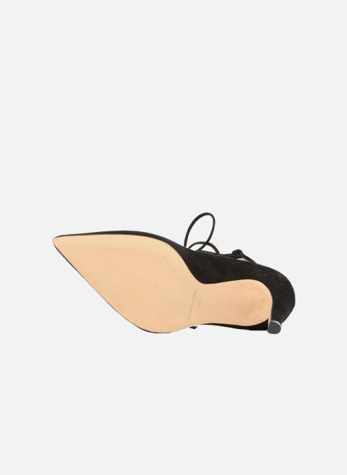 Zapatos de tacón Georgia Rose Elina Negro vista de arriba