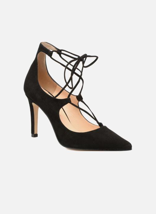 Zapatos de tacón Georgia Rose Elina Negro vista de detalle / par