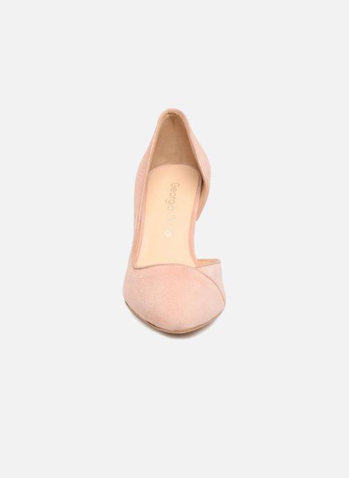 Escarpins Georgia Rose Erica Rose vue portées chaussures