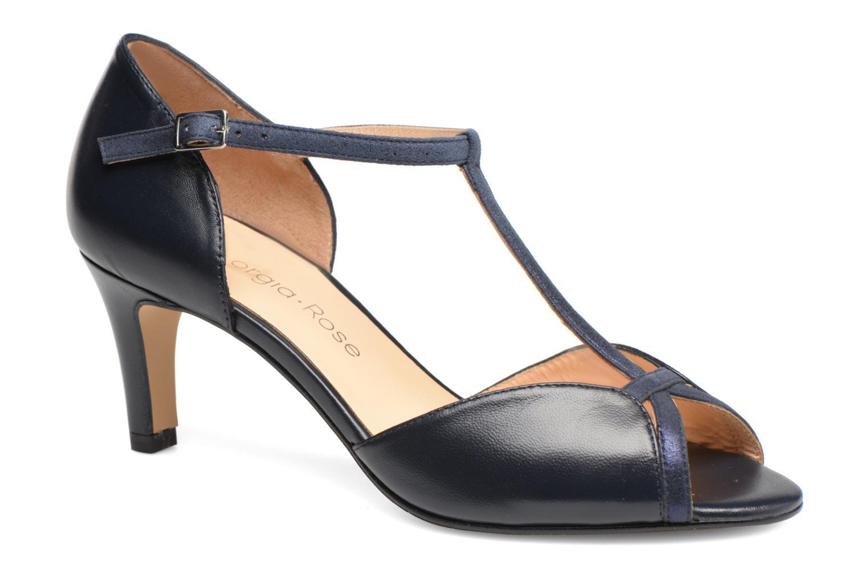 Los últimos zapatos de descuento para hombres y Embala mujeres  Georgia Rose Embala y (Azul) - Zapatos de tacón en Más cómodo 9d3ee2