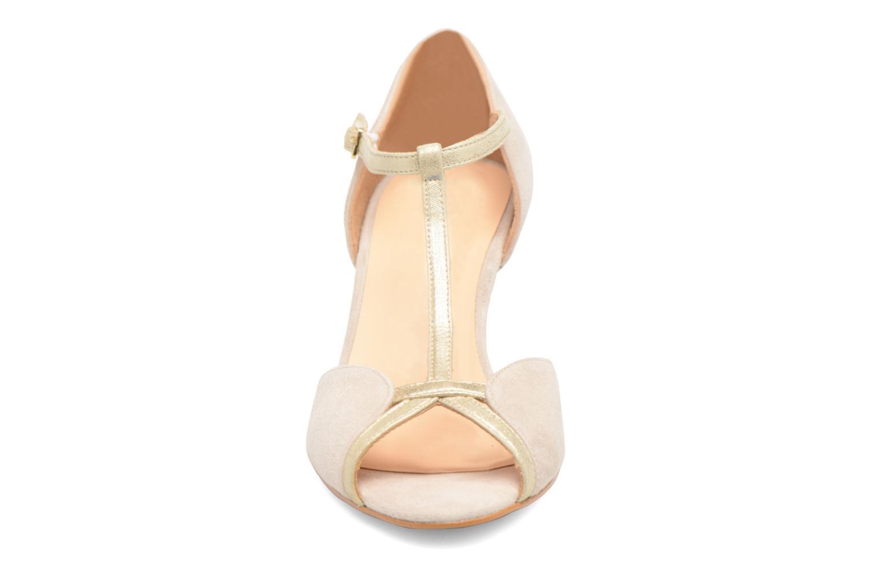 Escarpins Georgia Rose Embala Beige vue portées chaussures