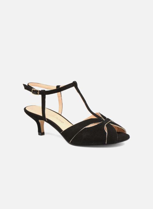 Sandalen Georgia Rose Etcera schwarz detaillierte ansicht/modell