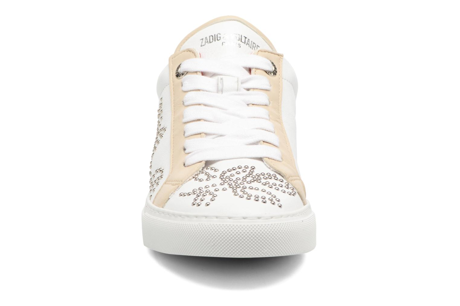 Trainers Zadig & Voltaire ROSE White model view
