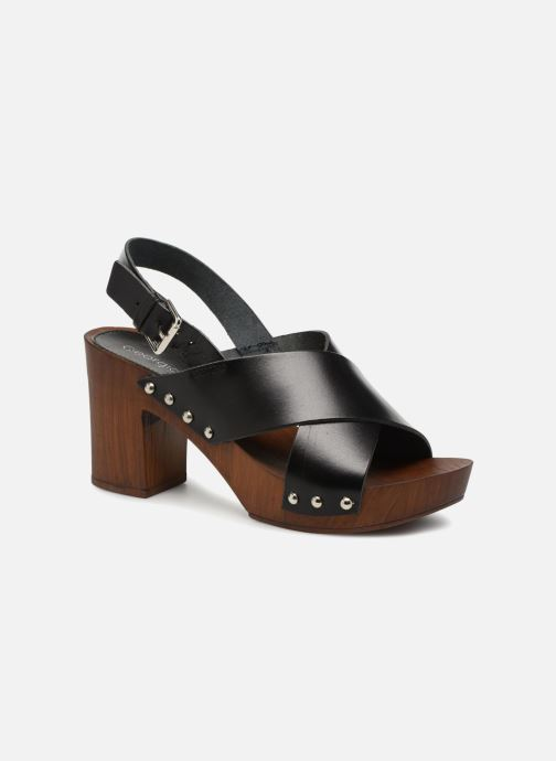 Sandali e scarpe aperte Georgia Rose Doclou Nero vedi dettaglio/paio