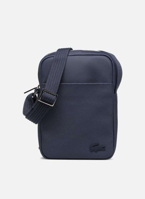 Sacs homme Lacoste Men'S Classic Slim Vertical Camera Bag Bleu vue détail/paire