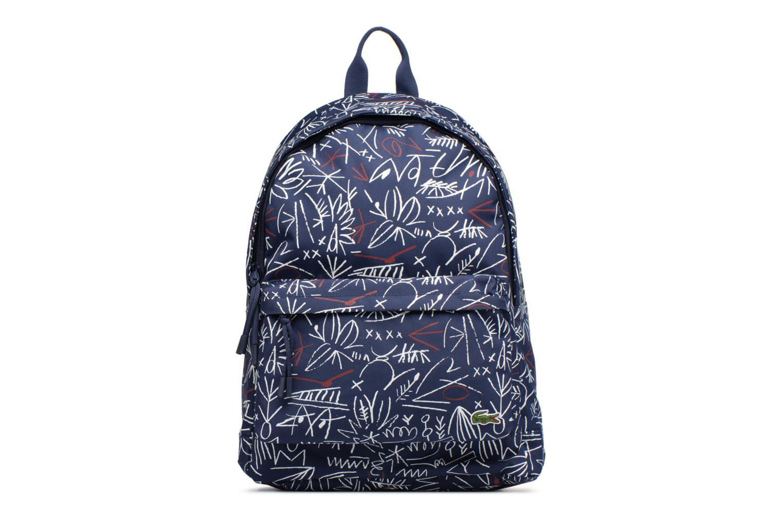 Sarenza bleu Backpack Lacoste 314353 Chez À Sacs Dos xqYU4U7w