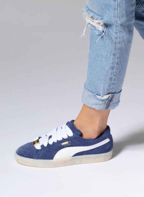 Puma Suede Classic BBoy Fab Wn's (blau) Sneaker bei