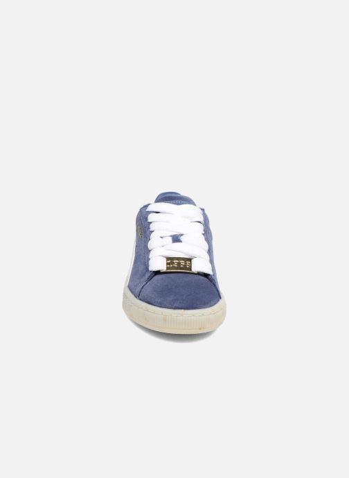 Classic Indigo puma Fab Bboy Suede White Wn's Puma Blue allure SYwZ4qR5