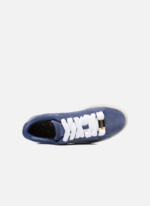 Suede Fab Puma 314362 Sneaker Bboy blau Classic Wn's pxFfqSt