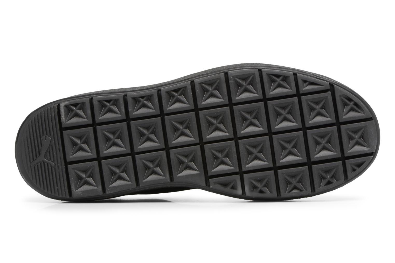 Baskets Puma Suede Platform Trace Wn's Noir vue haut