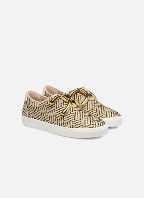 Sneakers An Hour And A Shower Livia Beige immagine 3/4