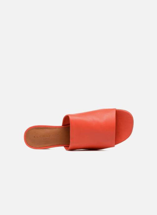 Wedges Clergerie LAMO Oranje links