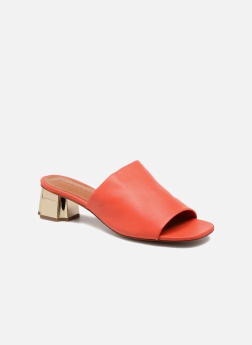 Clogs & Pantoletten Clergerie LAMO orange detaillierte ansicht/modell