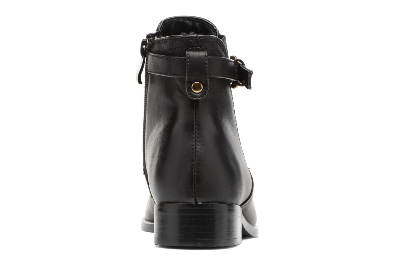 Bottines et boots Buffalo Lèv Boots Noir vue droite