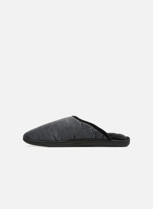 Pantoffels Dim D Galien Zwart voorkant