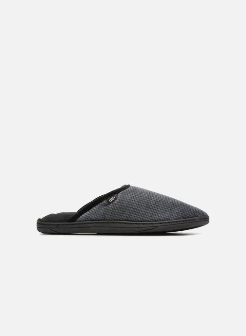 Pantoffels Dim D Galien Zwart achterkant
