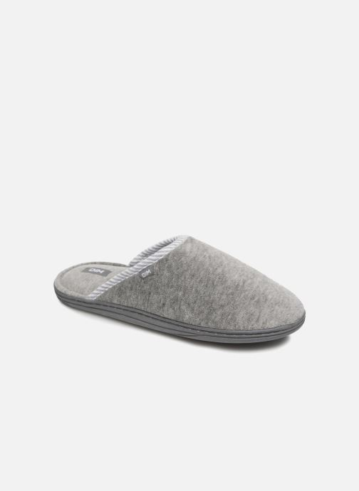 Slippers Dim D Gerry Grey detailed view/ Pair view