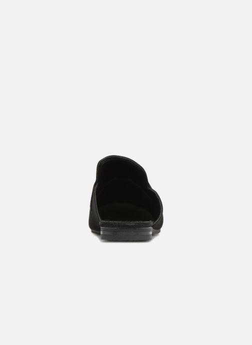 Wedges Esprit Lara chain mule Zwart rechts