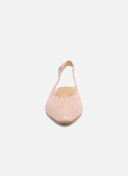 Ballet pumps Esprit Marni sling Pink model view