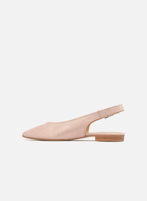 Ballet pumps Esprit Marni sling Pink front view
