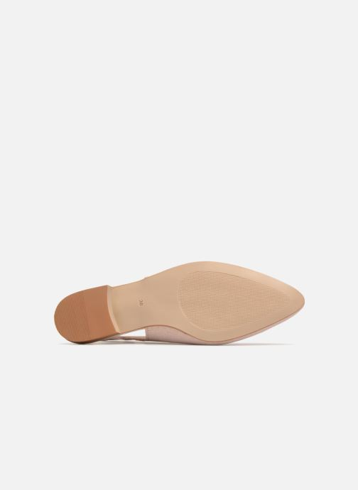 Ballet pumps Esprit Marni sling Pink view from above