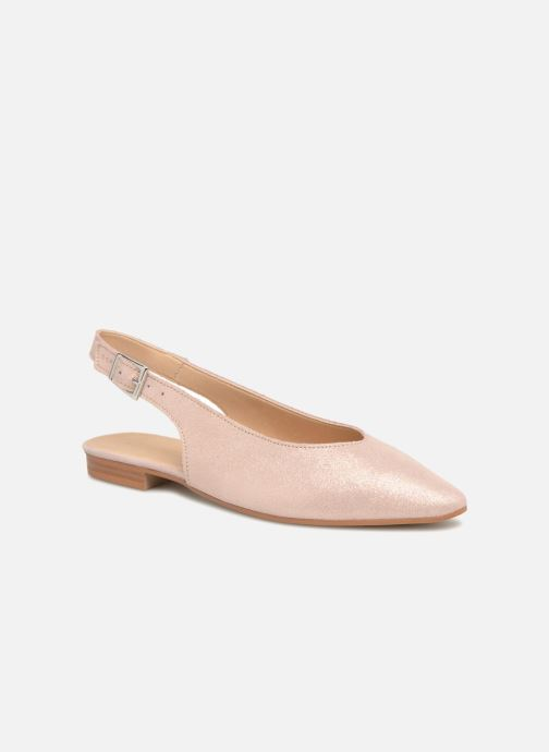 Ballet pumps Esprit Marni sling Pink detailed view/ Pair view