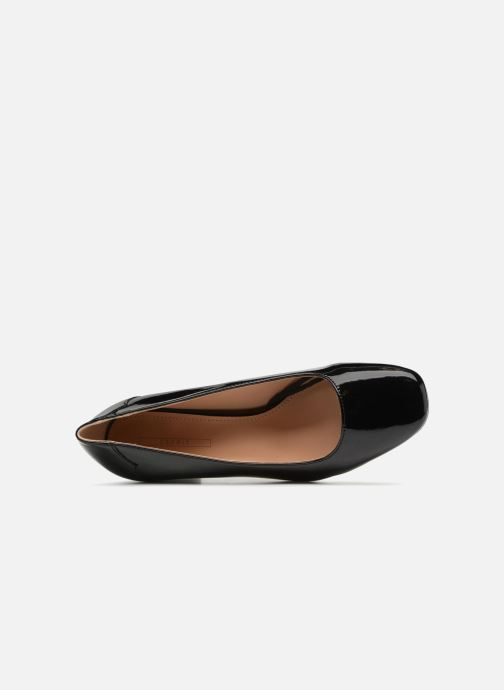 High heels Esprit Bice pump Black view from the left