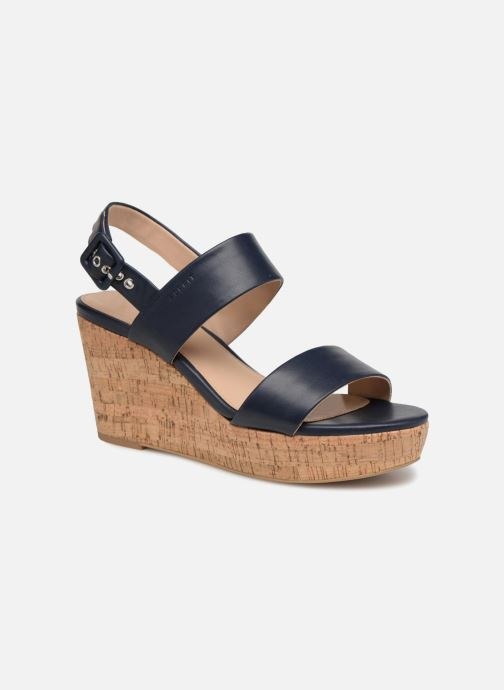 Sandales et nu-pieds Esprit Anna Bleu vue détail/paire