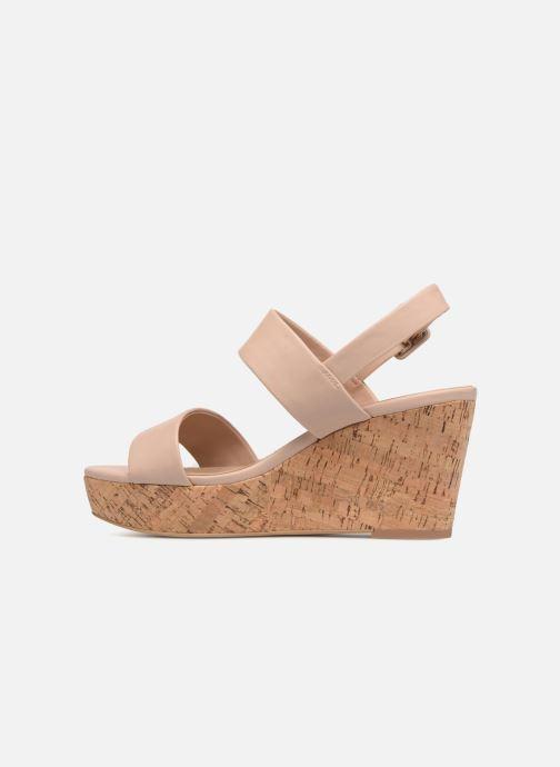 Sandales et nu-pieds Esprit Anna Rose vue face