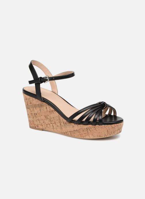 Sandales et nu-pieds Esprit Anna MB Noir vue détail/paire