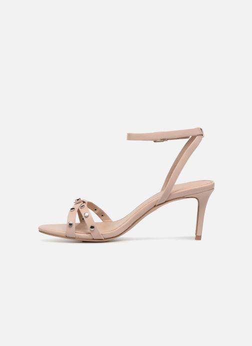 Sandales et nu-pieds Esprit Mara Beige vue face