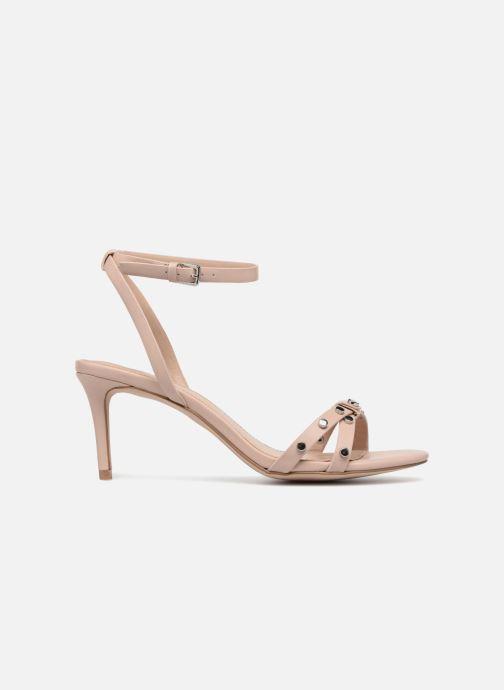 Sandales et nu-pieds Esprit Mara Beige vue derrière